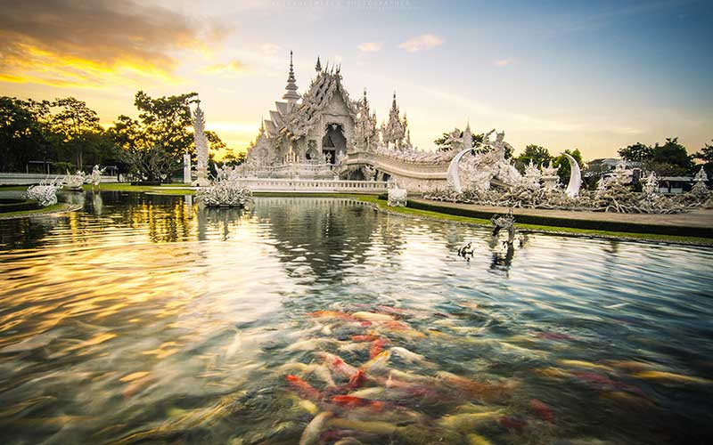 Artwhitetemple