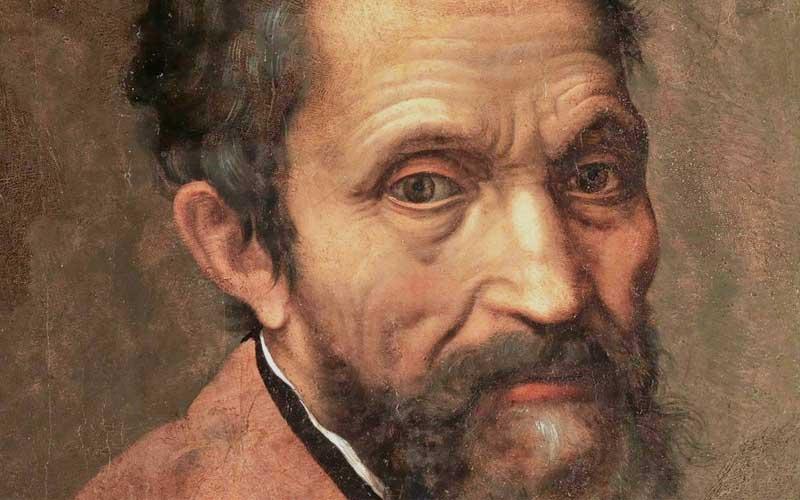 ประวัติจิตรกร ไมเคิล แองเจโล (Michelangelo)