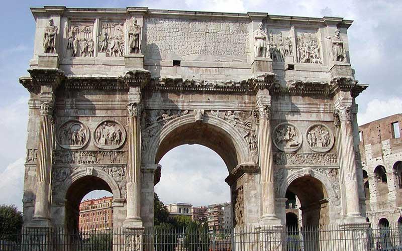 Roman-art