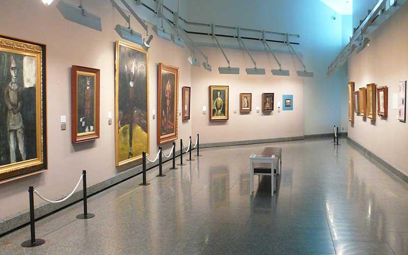 ศิลปะและสถานที่จัดงานศิลปะ