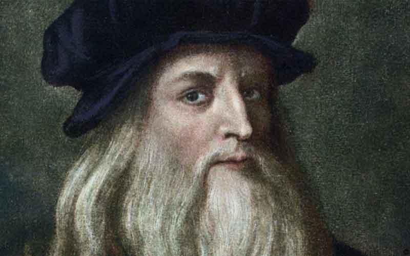 ประวัติจิตรกร เลโอนาร์โด ดา วินชี