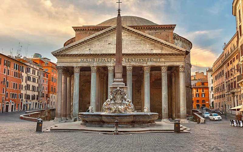 ที่มาประวัติศาสตร์ศิลปะโรมัน